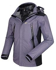 男女款登山冲锋衣定制